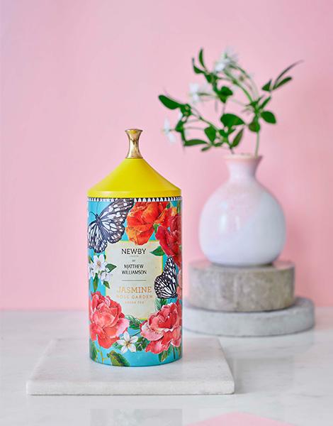 Jasmine Rose Garden by Newby Teas