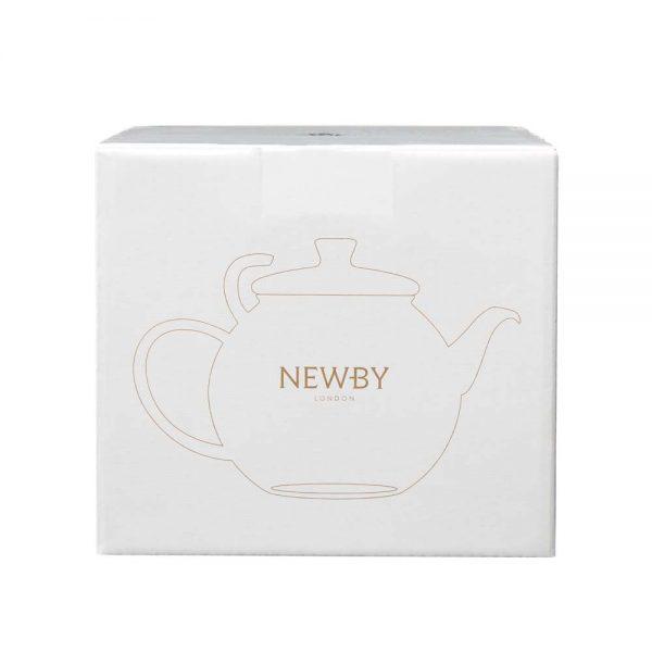 Newby Glass Teapot Back