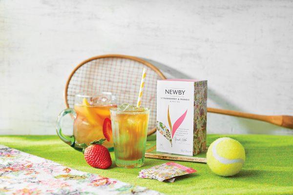 Ice Tea Strawberry Mangho 1