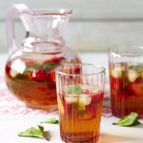Ice tea Rooibos 1